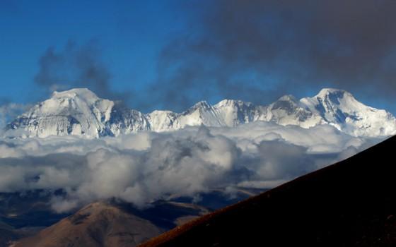 世界第六高峰卓奥友
