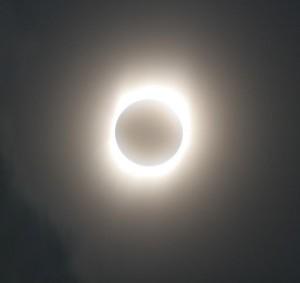 2009年日全食 - 日冕