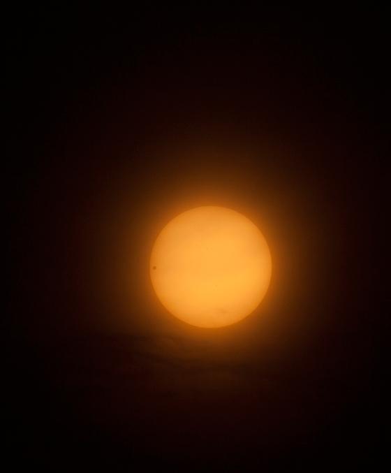 2012年金星凌日