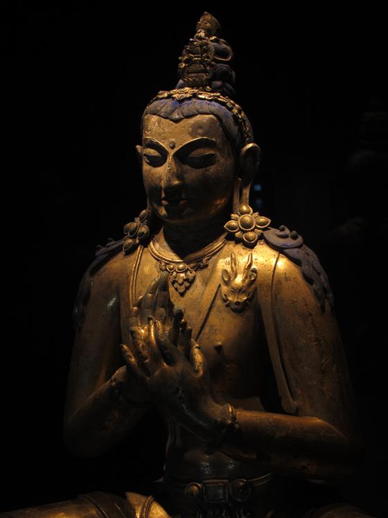 弥勒菩萨·首都博物馆