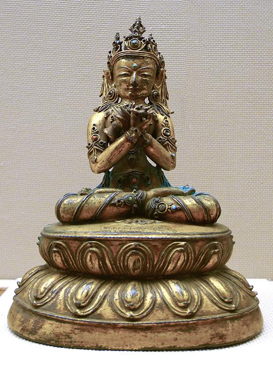 金刚持·四川博物院