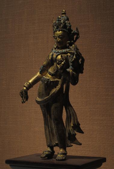 度母像·首都博物馆