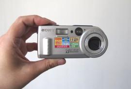 SONY DSC-P1 我的第一台数码相机