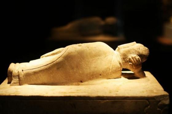 释迦牟尼涅槃像·首都博物馆 摄影@踏刃而行