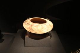 彩陶钵·故宫博物院 过度曝光