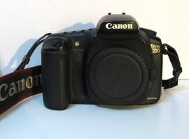 佳能EOS-20D单反相机