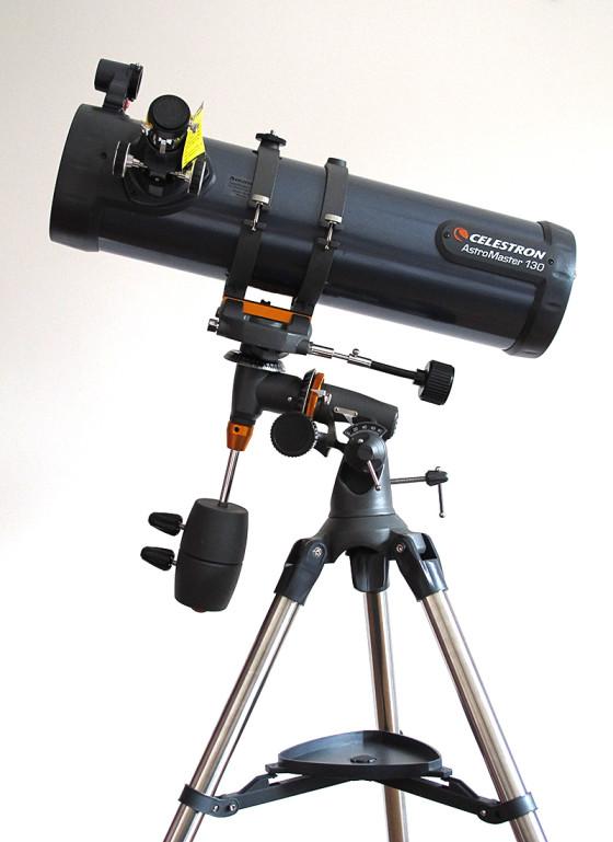 Celestron AstroMaster 130 天文望远镜