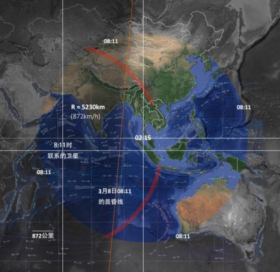 MH370失踪分析