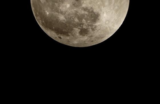 月亮 2014-03-17