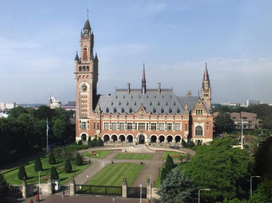 和平宫(Peace Palace) 图源维基百科